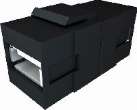Bachmann 917120 Bachmann Facility System Modul USB 3.0 Buchse A / Buchse A