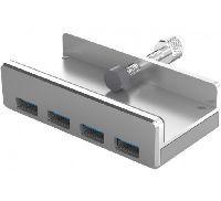 Dacomex 21319 Dacomex USB Hub, 4 Ports USB 3.0, montierbar