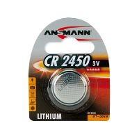Ansmann 5020112 Ansmann Knopfzelle, CR 2450 (3V), VE: 1