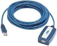 Aten UE250 ATEN Aktives USB 2.0 Verlängerungskabel, USB St. A/Bu. A, 5,0 m