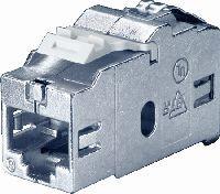Bachmann 940044 Bachmann Facility System Modul BTR E-DAT RJ45 Cat6, Buchse / Buchse